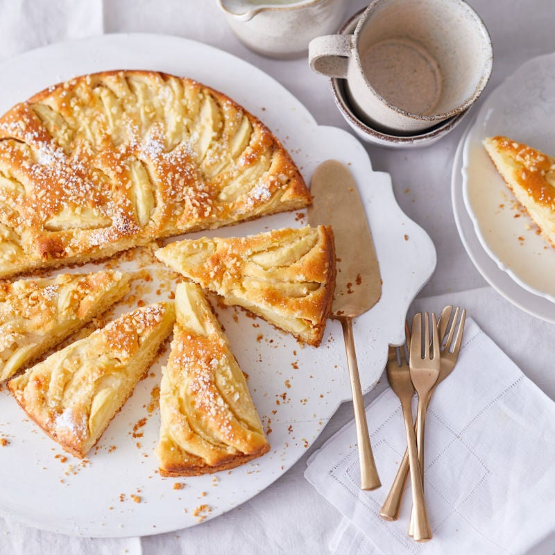 Photo de Gâteau aux pommes prise par WW
