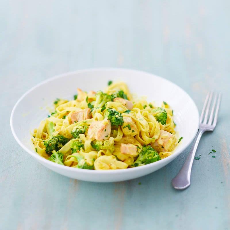 Foto Fixes Broccoli-Poulet-Curry von WW