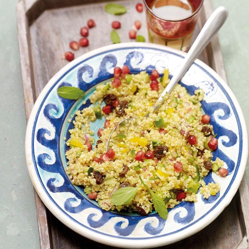 Photo de Salade de quinoa à l'orientale prise par WW