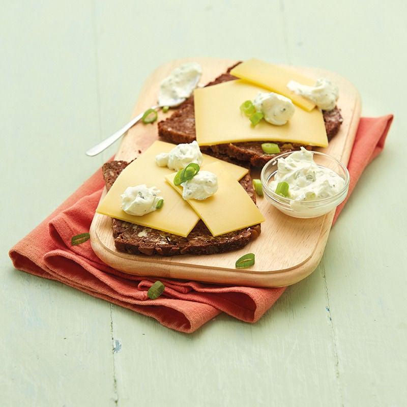Photo de Tartine fromage moutarde prise par WW