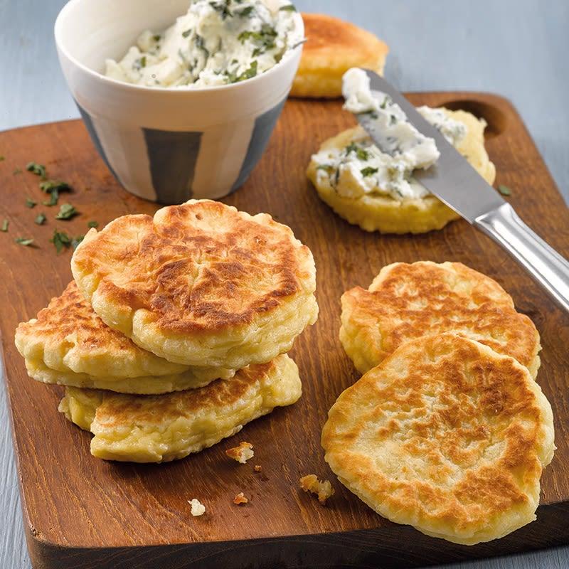 Photo de Petits pancakes rapides prise par WW