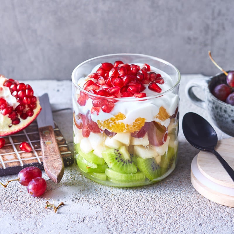 Photo de Salade de fruits en couches prise par WW
