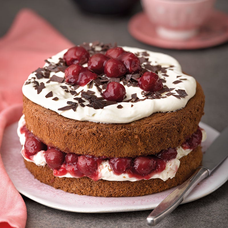 Foto Black Forest Cake von WW