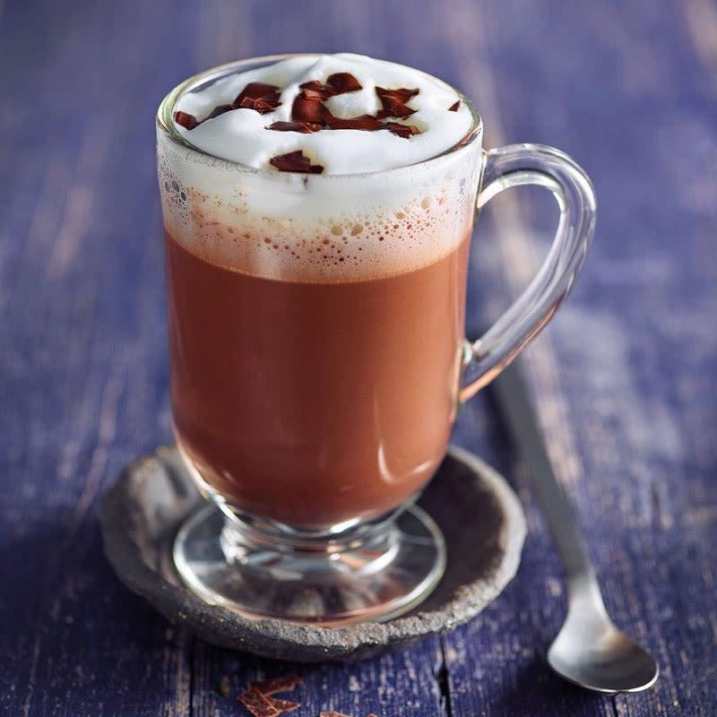 Photo de Chocolat chaud light prise par WW