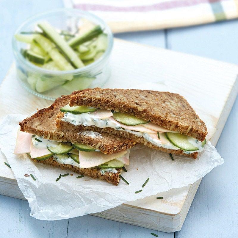Photo de Sandwich à la volaille prise par WW