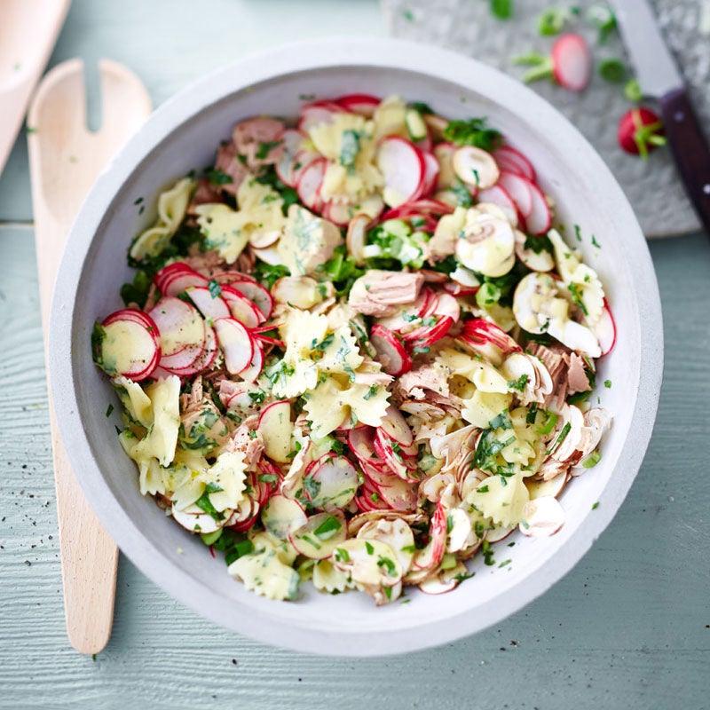 Foto Pasta-Thunfisch-Salat von WW