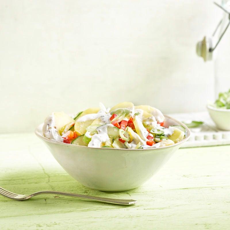 Photo de Salade de pommes de terre rassasiante prise par WW