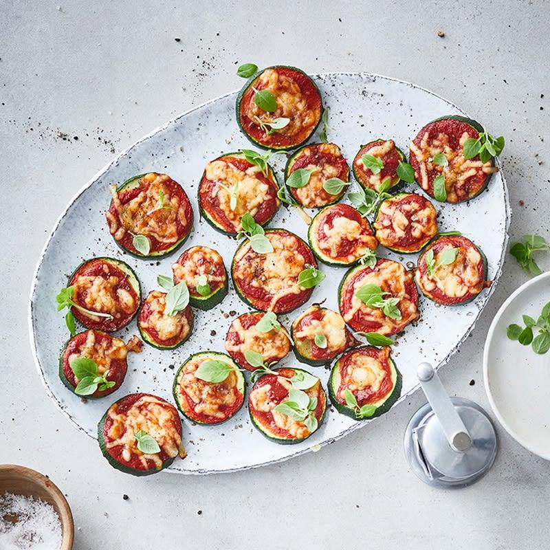 Foto Zucchini-Pizza-Snack von WW