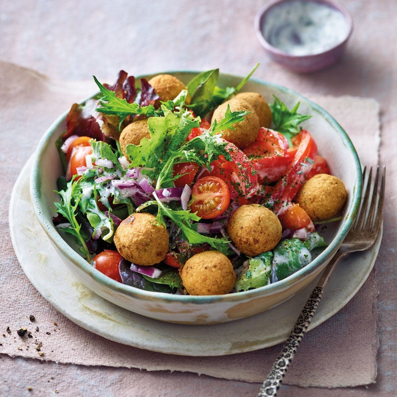 Photo de Salade de falafels prise par WW