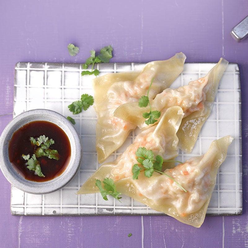 Photo de Dumplings au poulet (chicken dumplings) prise par WW