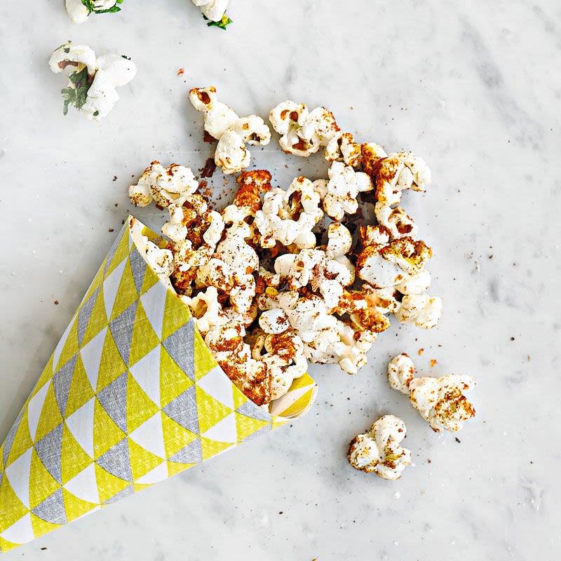 Photo de Popcorn tex-mex prise par WW