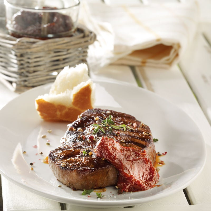 Photo de Steaks de filet de boeuf barbecue prise par WW