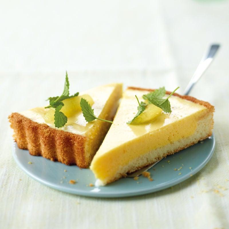 Foto Fruchtige Zitrus-Pudding-Torte von WW