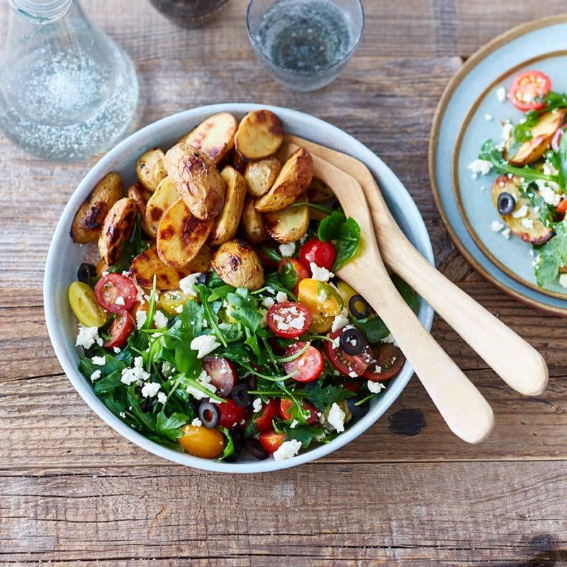 Foto Sommer-Kartoffel-Salat von WW
