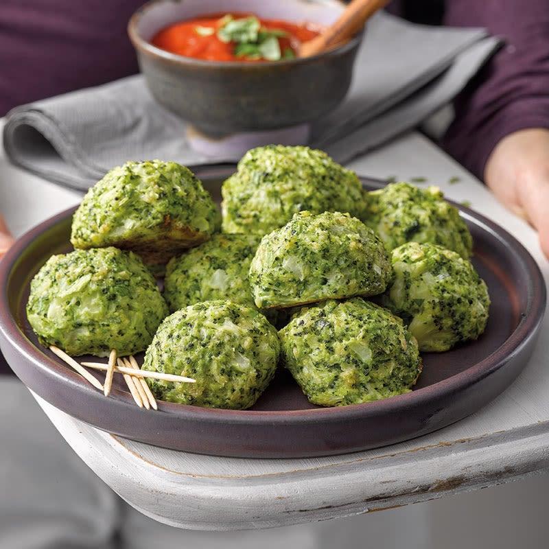 Photo de Boulettes de brocoli et de fromage prise par WW