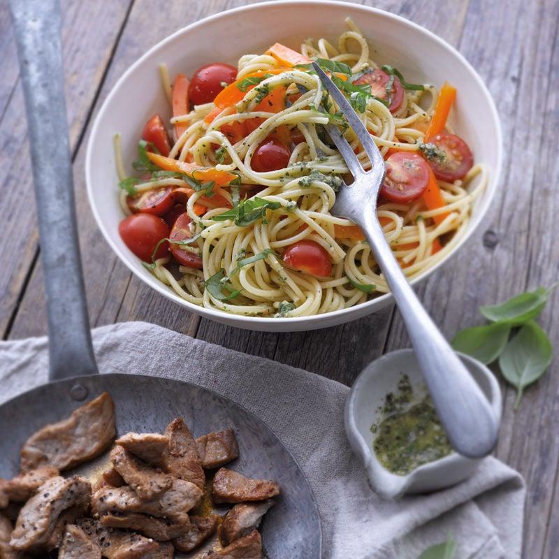 Photo de Salade de spaghettis prise par WW
