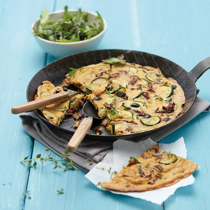 Photo de Frittata à la courgette prise par WW