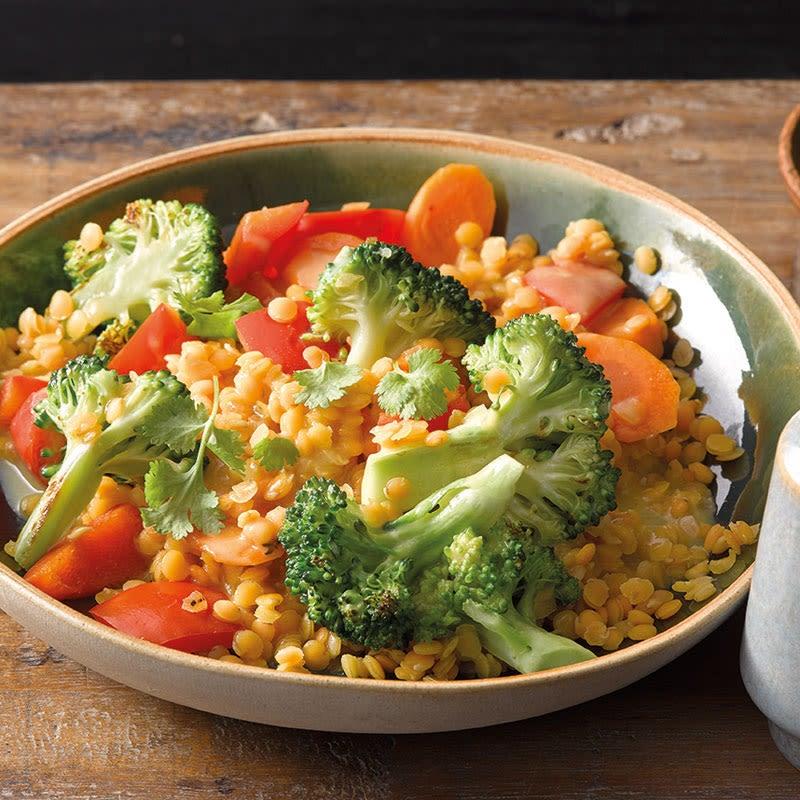 Foto Linsen-Broccoli-Pfanne von WW