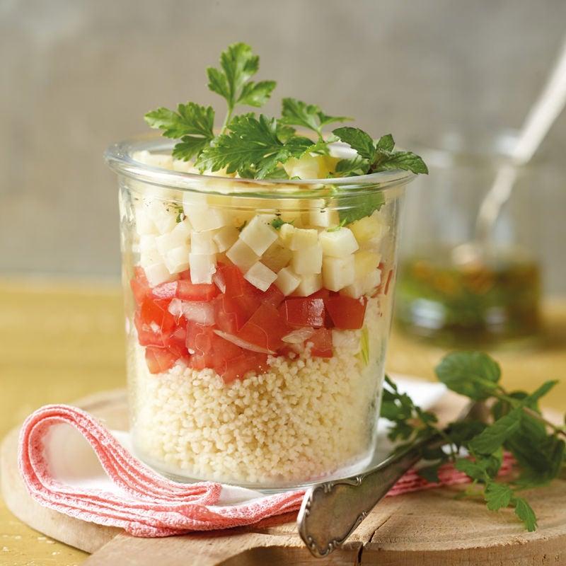 Photo de Salade de couscous prise par WW