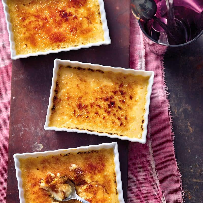 Photo de Crème brûlée prise par WW