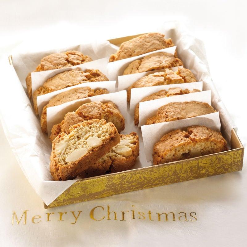 Photo de Cantuccini de Noël prise par WW