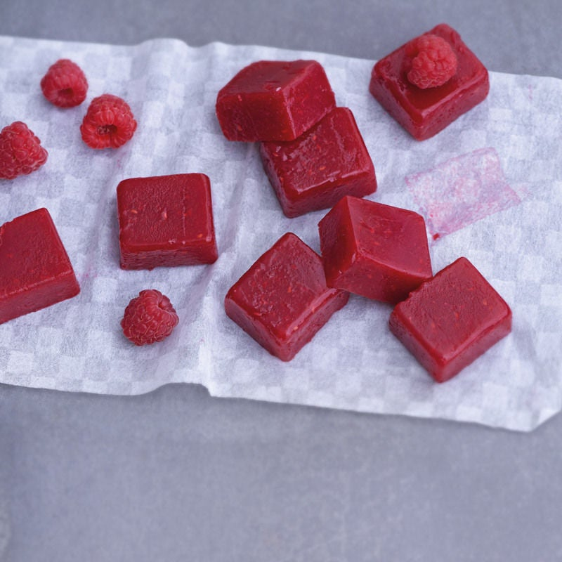 Photo de Bonbons mous à la framboise prise par WW