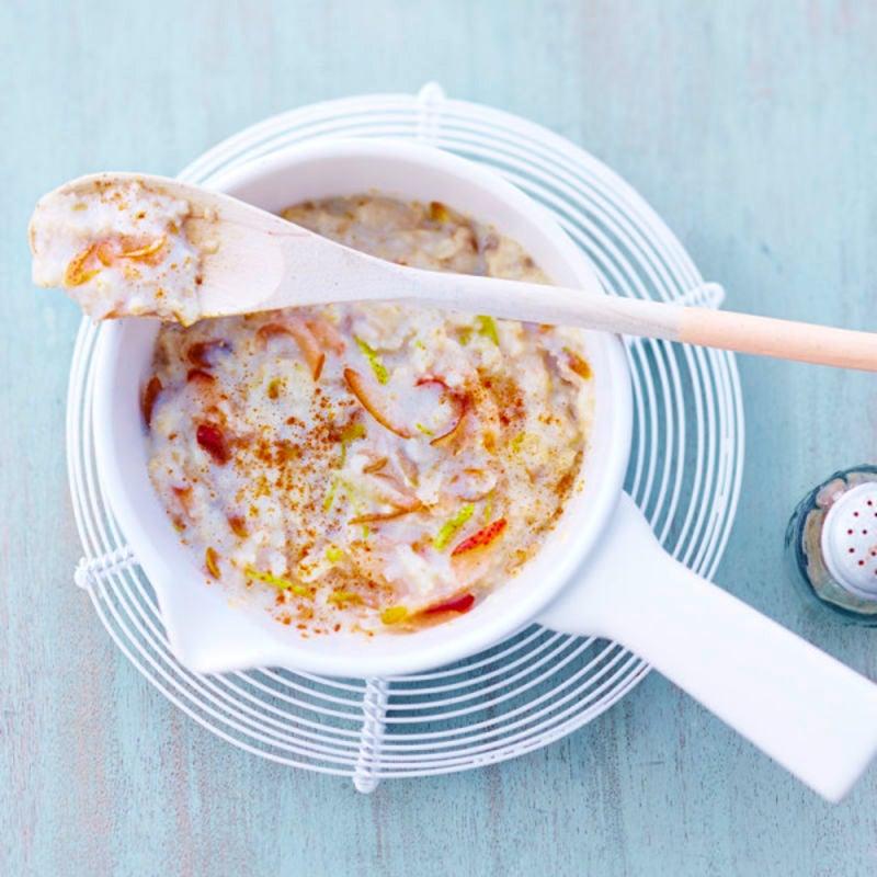 Photo de Porridge de poire prise par WW