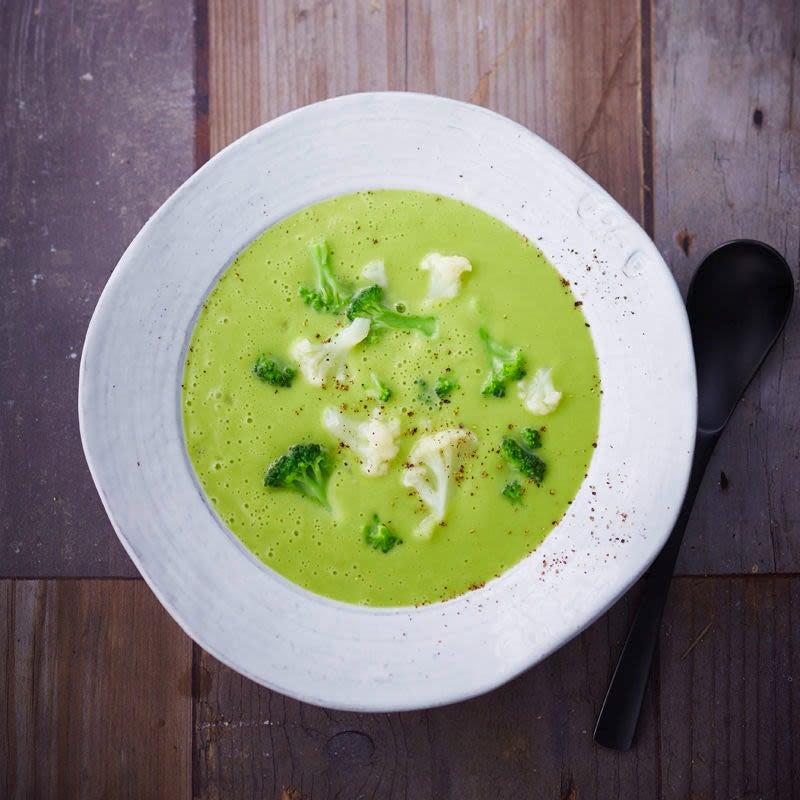 Photo de Soupe de brocolis 0 point prise par WW