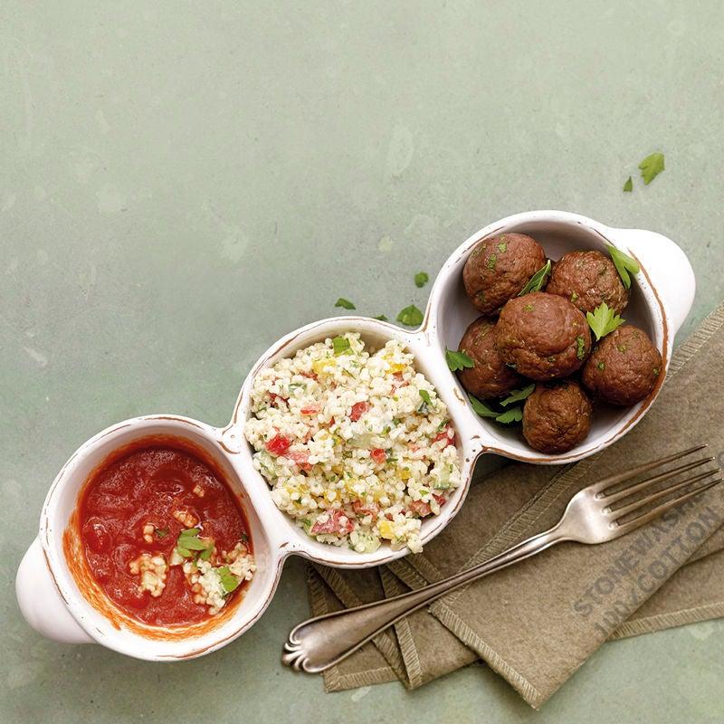 Photo de Salade de boulgour gourmande prise par WW