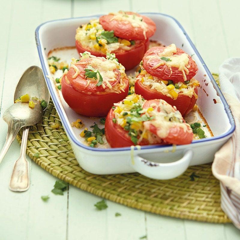 Photo de Tomates farcies au risi bisi prise par WW