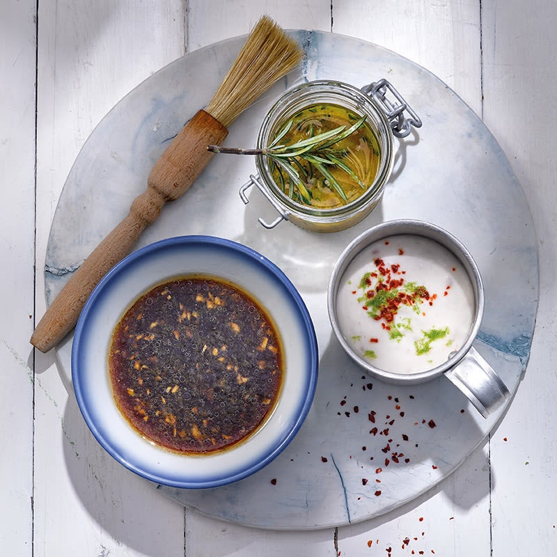 Photo de Marinade coco-chili prise par WW