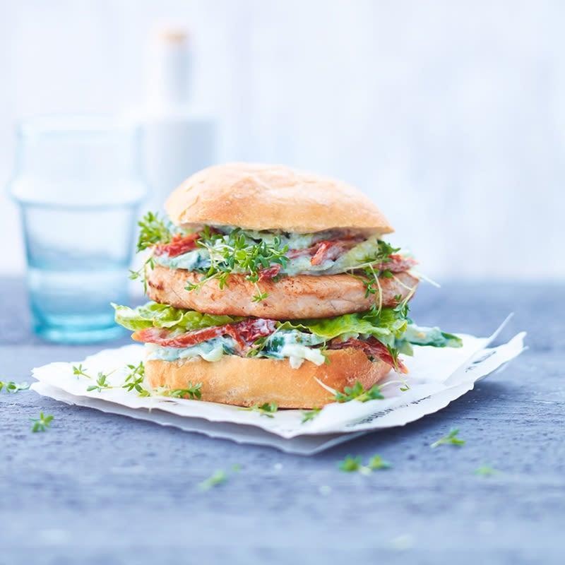 Photo de Escalope-burger prise par WW
