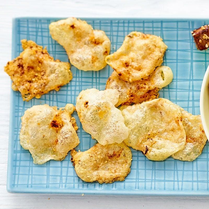Foto Käse-Paprika-Chips von WW