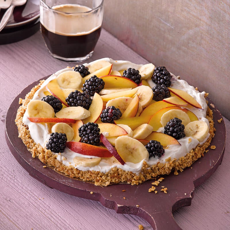 Photo de Tarte granola aux fruits prise par WW