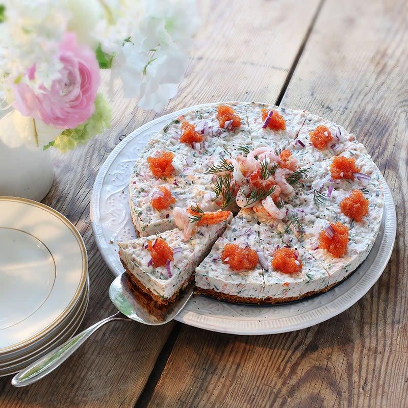 Photo de Gâteau suédois aux crevettes prise par WW