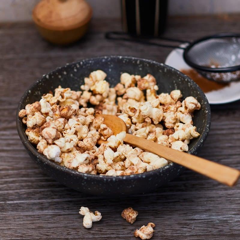 Photo de Popcorn sucré prise par WW