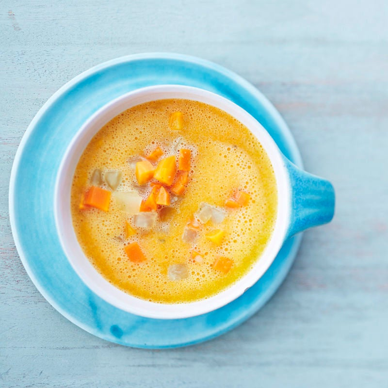 Photo de Soupe de chou-rave à 0 point prise par WW