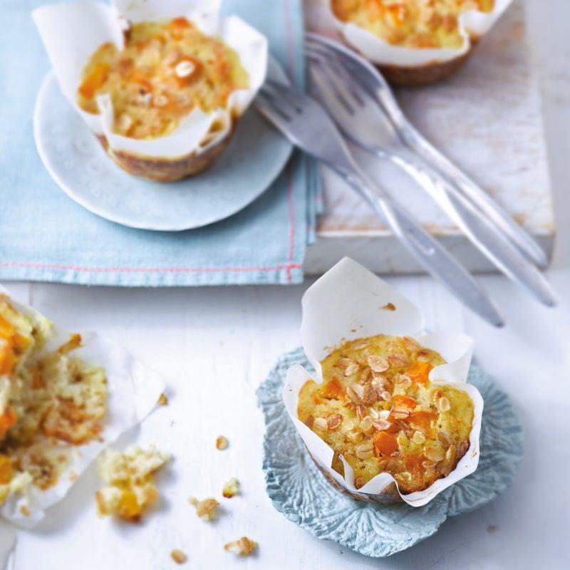Photo de Muffins de semoule aux abricots prise par WW
