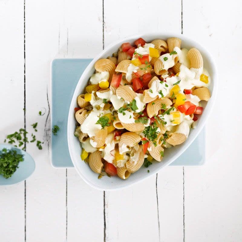 Photo de Salade de pâtes prise par WW