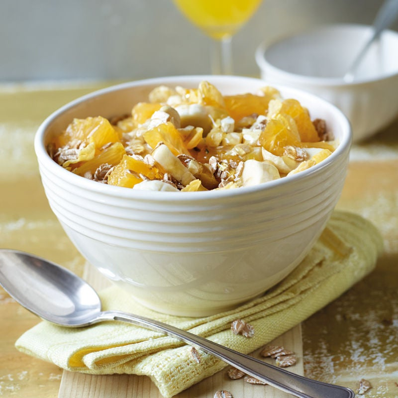 Photo de Müesli aux fruits prise par WW