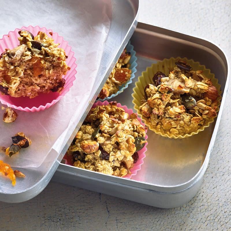 Photo de Muffins au muesli et noix prise par WW