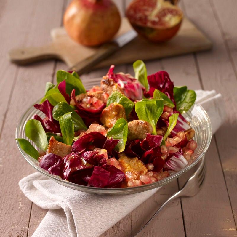 Photo de Salade d'hiver colorée prise par WW