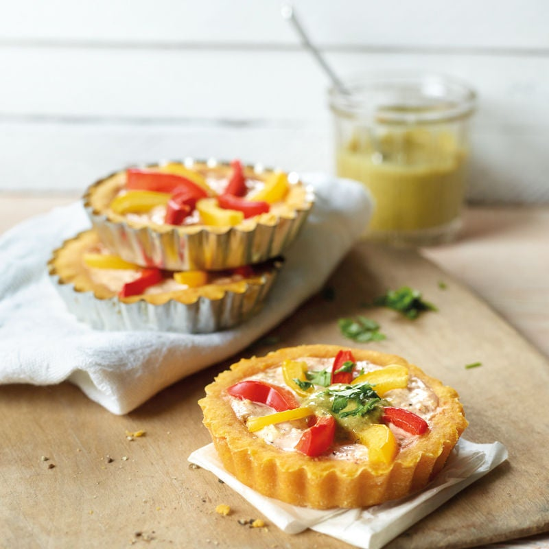 Photo de Tartelettes de patates douces prise par WW