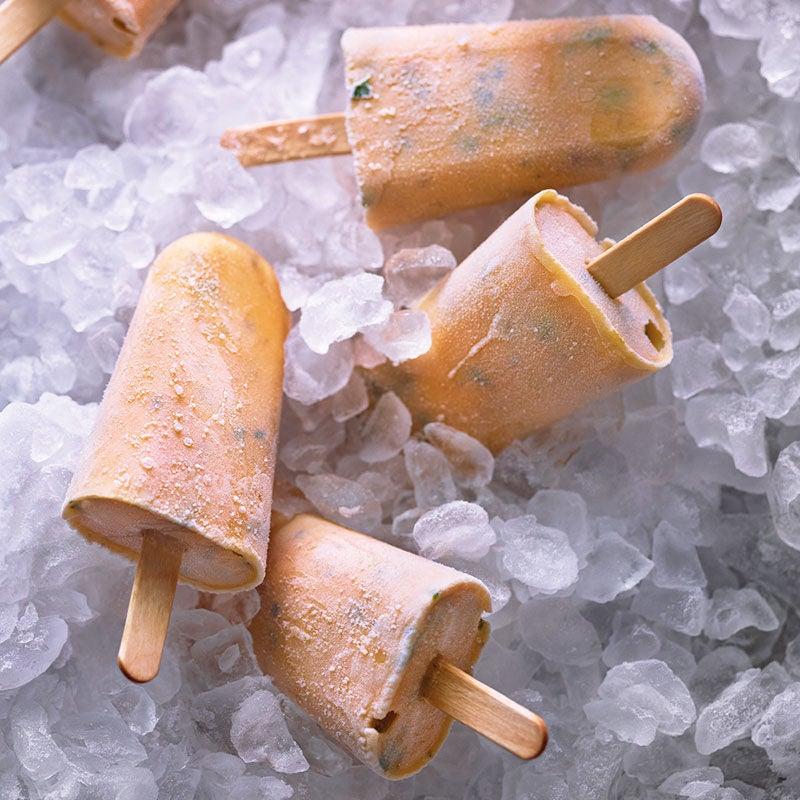 Photo de Sucettes glacées à la pêche prise par WW