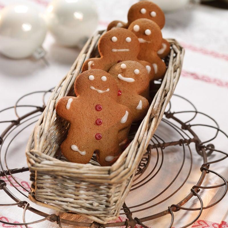 Photo de Bonshommes au miel/Bonshommes en pain d'épices et glaçage prise par WW