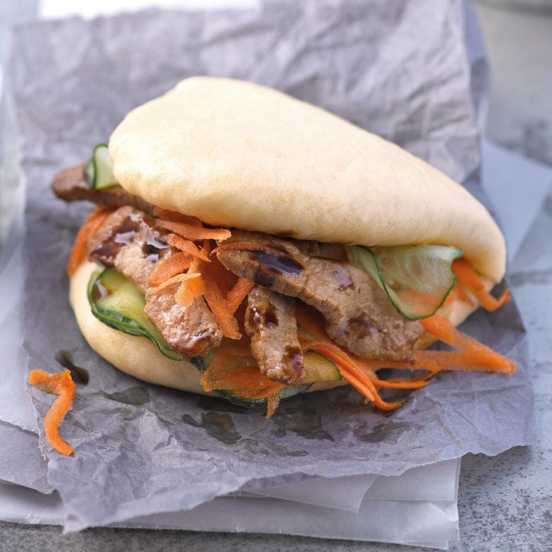 Photo de Sandwich taïwanais (gua bao) prise par WW