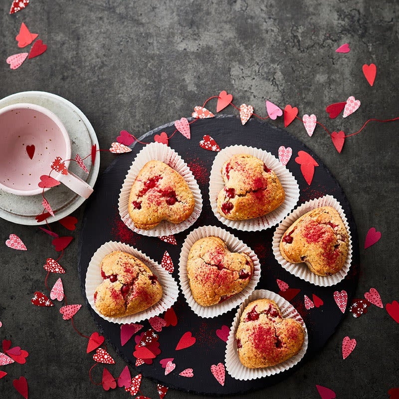Photo de Mini-cœur de muffin prise par WW