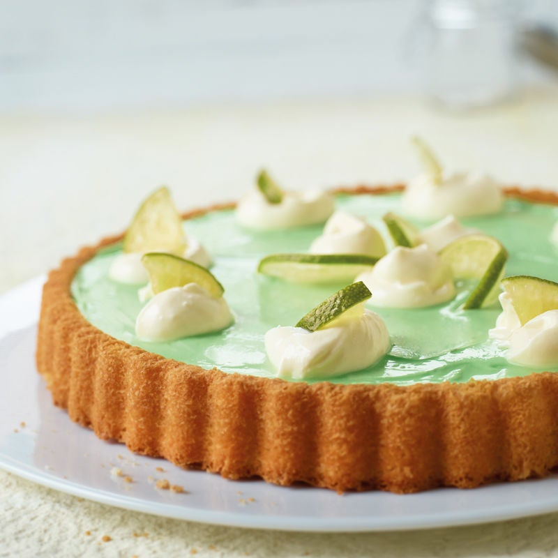 Photo de Tarte au citron vert prise par WW