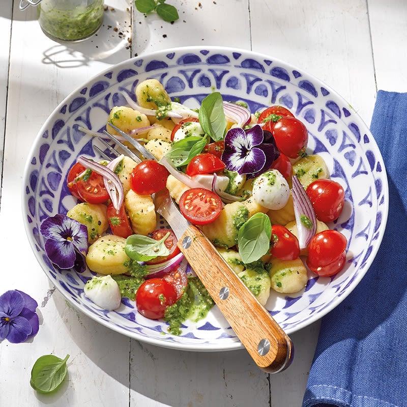 Photo de Salade de gnocchi à la mozzarella prise par WW