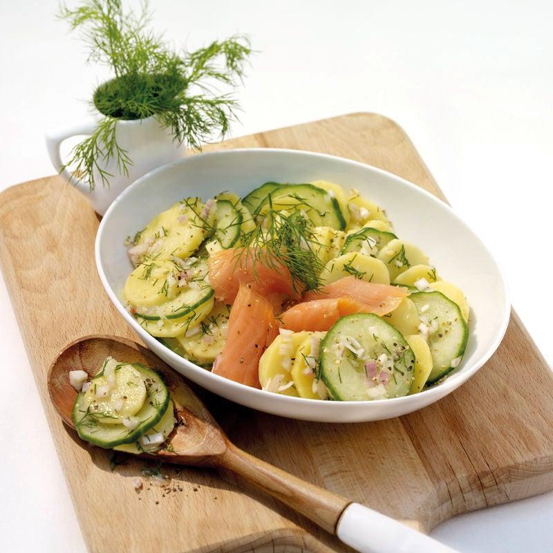 Photo de Salade nordique aux pommes de terre prise par WW